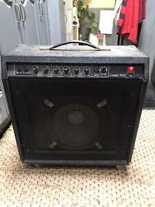 Vox Venue Lead 100 guitar amplifier 100 watt amp