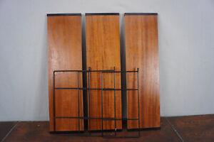 60er Bookcase Vintage String Shelf Nusbaum Wall Shelf Danish Shelf System 60s