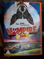 Vampire Dog DVD Region 2 Norm MacDonald Collin MacKechnie Julia Sarah Stone Am