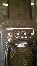 Vintage Peavey Usa T-Series Guitar Amp In Case - T-15 T-30 Amp Hard Case