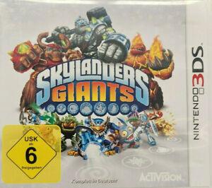 SKYLANDERS GIANTS Nintendo 3 DS