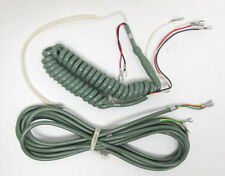New Telephone Handset and Line Cord Set- Moss Green- Spade/spade (Hard Wired)
