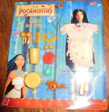 Pocahontas Sun Colors DANCE Dress N Play Fashion Set for Doll Nakoma Disney