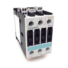 Contactor Siemens 3RT1025-3AG20 7.5kW 110VAC 3RT10253AG20 * Nuevo *
