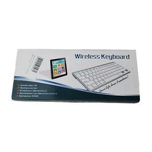 Mini 3v Wireless Keyboard for Desktop, Tablet, or Smartphone