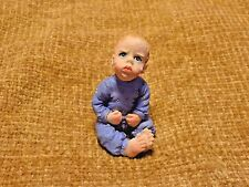Vintage Decorative Collectible Crying-Mad-Pouting Temper Tantrum Baby Figurine