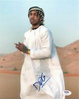 DDG Darryl Granberry Jr. signed 8x10 photo PSA/DNA Autographed Rapper