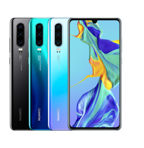 Huawei P30 128GB ELE-L09 Dual Sim Unlocked  Android Smartphone Excellent Device