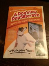Animal Planet Presents A Dog's Day Dog Sitter (DVD, 2007)  Brand New Sealed