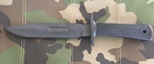 Cold Steel Rubber Training Military Classic.