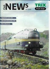 Trix News Profi-Club 01/2005 Magazine Nederlands