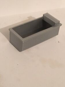 1/32 Scale Wall Mounted Water Trough Scratch Built