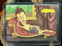 1994 Beavis and Butthead Sometimes Art Doesn't Suck - Card 0698 of 10 (really)