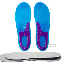 Orthotic Arch Support Gel Insert Insole Flat Feet Shoes Cushion Pad US 8-12