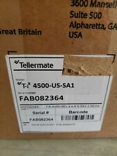 NEW Tellermate T-iX 4500 Currency Counter Scale Money Counting Machine.