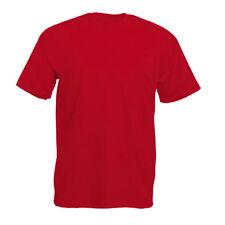 T-shirts et hauts rouge à motif Personnalisé pour garçon de 2 à 16 ans