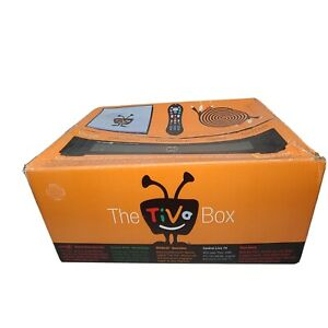 The TiVO BOX SERIES 2  Digital Video Recorder Model TCD540040