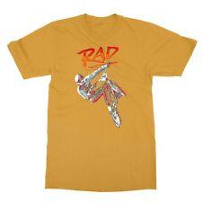 Cool Retro 80's Movie Cult Classic Rad Bmx Men's T-Shirt