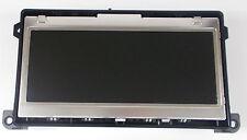 "NEW GENUINE AUDI A4 A5 Q5 6.5"" MMI DISPLAY SCREEN FOR CHORUS STEREOS - 8T0057603"