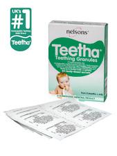 24 Teething Granules Dental teeth Gum Relief Babies Newborns Crying - Nelsons