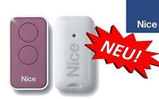 Nice INTI2L 433,92Mhz rolling code, ERA INTI2 Lilac, TOP Quality Remote