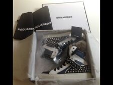 DSQUARED2 sneakers uomo nuove in pelle made in italy. numero 45. Dsquared!!!