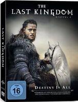 The Last Kingdom - Staffel 2 (4 DVD) NEU + OVP!