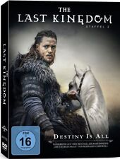 The Last Kingdom - Staffel 2 (4 DVD Set) NEU + OVP!