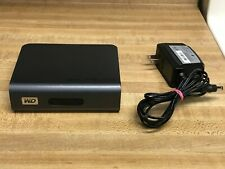 WD Western Digital TV Live Plus HD Streaming Media Player HDMI WDBABX0000NBK-00
