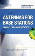 Antennas for Base Stations in Wireless Communications by Zhi Ning Chen: New