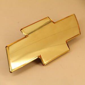 for Chevrolet GM 633 Front Gold Grill Bowtie Emblem,99-02 Silverado,00-06 Tahoe