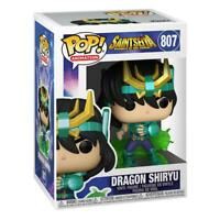 Cavalieri dello Zodiaco SAINT SEIYA FUNKO POP! Animation - Dragon Shiryu #807