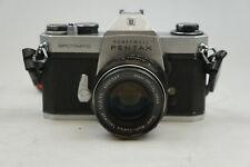 Honeywell Pentax Spotmatic 35mm Camera Asahi Takumar 1:1.8 / 55 Lens Japan
