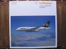 Lufthansa – Herpa Wings Airbus A380-800 1:200 D-AIMA NEU / MINT!