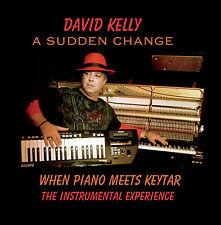 PIANO, KEYBOARD, AX9 ROLAND KEYTAR SONGS BY DAVID KELLY AN INSTRUMENTAL MUSIC CD