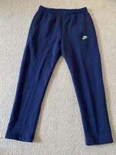 New listing NWT Nike Sportswear Club Fleece Sweatpants Navy Blue Size Large BV2707-410 A29
