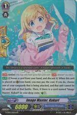 1x Cardfight!! Vanguard Image Master, Kukuri - G-CB01/011EN - RR Near Mint