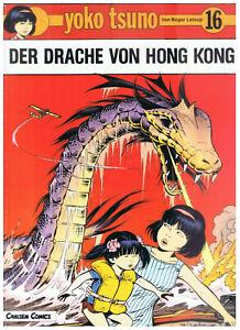 Yoko Tsuno # 16 - Der Drache von Hong Kong - Roger Leloup - SC - gut