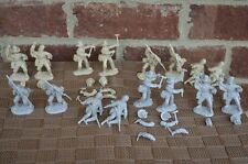 Paragon Alamo Defenders Texans Hand to Hand 1/32 54MM Toy Soldiers Set 1