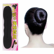 ONE --Women Hair Styling French TWIST Donut Bun Maker NEW FAST SHIPPING!