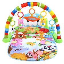 3in1 Spieldecke Baby Krabbeldecke Spielmatte Erlebnisdecke Mit Klaviertastatur
