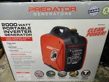 Predator 2000 Watt Super Quiet Inverter Generator - WE SHIP TO PUERTO RICO