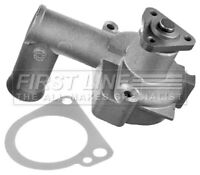 Water Pump fits FORD FIESTA Mk2 1.0 83 to 89 TKB Coolant Firstline 1213104 New