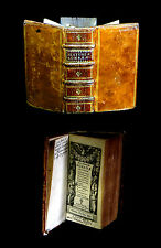 [ITALIE ITALIA ROMA] FLORUS - Historiae Romanae – Epitomae. 1625.