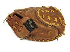 Vintage Revelation G-1354 Leather RHT Baseball Glove / Catcher's Mitt Youth Size