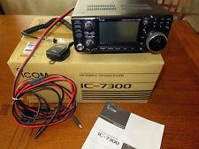 ICOM IC-7300 HF/50 MHz Transceiver