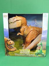 Le Voyage d'Arlo / The Good Dinosaur T-Rex Butch talking figure Disney Store