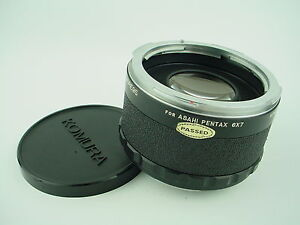 Komura Telemore 95 for PENTAX 6x7 Excellent Made in Japan