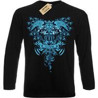 Legion T-Shirt Mens Long Sleeve