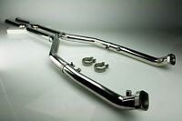 STAINLESS STEEL EXHAUST CAT REMOVAL MIDDLE PIPE FOR BMW M3 V8 E90 E92 E93 2007+